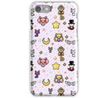 Sailor Moon family - Purple iPhone Case/Skin