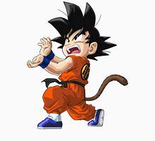 Kid Goku tries out the Kamehameha - Dragon Ball Unisex T-Shirt