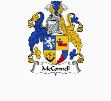McConnell Coat of Arms / McConnell Family Crest Unisex T-Shirt
