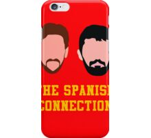 Nikola and Pau iPhone Case/Skin
