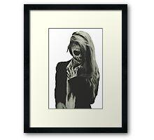 Sé tu mismo (Like Yourself ) Framed Print