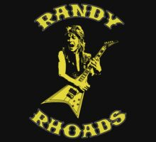 Randy Rhoads Colour One Piece - Short Sleeve