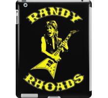 Randy Rhoads Colour iPad Case/Skin