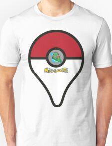 Missouri Pokemon Go Location Pin Unisex T-Shirt