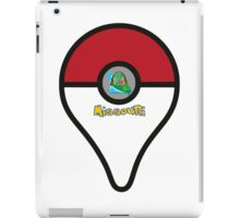 Missouri Pokemon Go Location Pin iPad Case/Skin