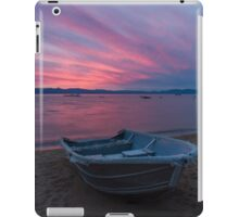 Old Boat at Zephyr Cove iPad Case/Skin