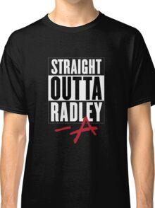 Straight Outta Radley Classic T-Shirt