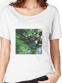 Stones by the brook Women's Relaxed Fit T-Shirt
