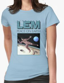 Lem - Peace  Womens Fitted T-Shirt
