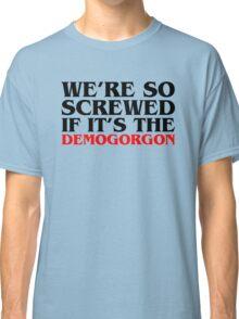 Demogorgon A Classic T-Shirt