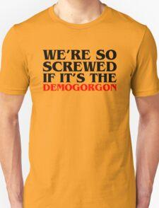 Demogorgon A Unisex T-Shirt