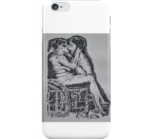 Adaptation of Tee Corinne's A Woman's Touch (1979) iPhone Case/Skin