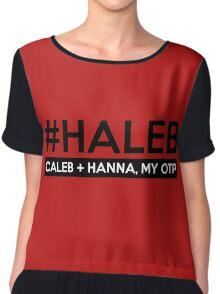 #HALEB Chiffon Top
