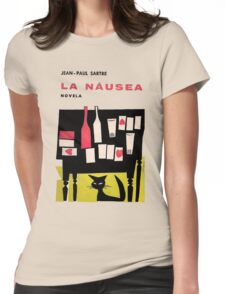 La Nausea Womens Fitted T-Shirt