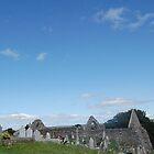 St. Declan's Monastery Ardmore by Declan Carr