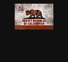 Soviet Republic of California (distressed) Unisex T-Shirt