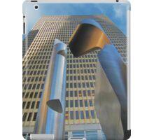 Embarcadero Sculpture - Willi Gutmann iPad Case/Skin