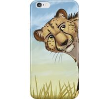 King Cheetah iPhone Case/Skin