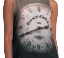 Ticking away  Contrast Tank