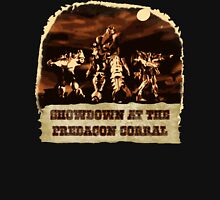 Showdown at the PK Corral Unisex T-Shirt