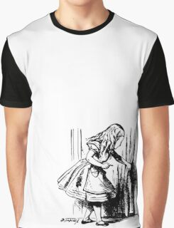 Behind the Curtain Graphic T-Shirt
