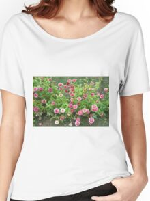 Flowers - 2 Women's Relaxed Fit T-Shirt