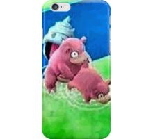 Pokemon Go Bang SlowBro Slowpoke Meme iPhone Case/Skin