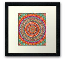 Mandala 129 Framed Print