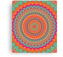 Mandala 129 Canvas Print