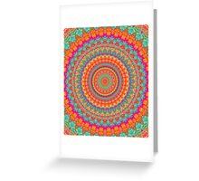 Mandala 129 Greeting Card