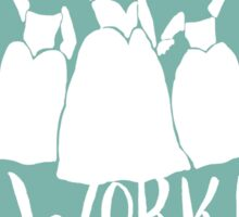 Work! (#2) Sticker