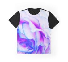 Neon floral detail Graphic T-Shirt