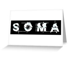 Soma Classic Greeting Card