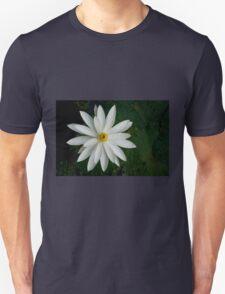Star White Unisex T-Shirt