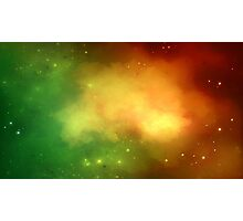 Ghost Nebula Photographic Print