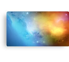 Ghost Nebula 02 Canvas Print