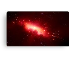 Ghost Nebula 03 Canvas Print