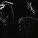 The Intensity of Flamenco by Richard Young