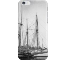 Vintage Tall Ship Stockholm iPhone Case/Skin