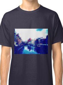 Watercolor Waterway Classic T-Shirt