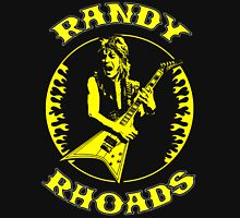 Randy Rhoads (Flames) Colour Unisex T-Shirt