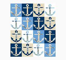 Anchors Ahoy Unisex T-Shirt
