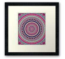 Mandala 130 Framed Print