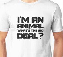 Animal REM Song Lyrics Cool Quote Unisex T-Shirt