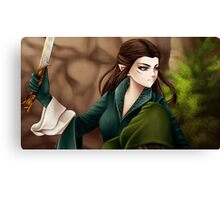 Arwen (Lord of the Rings) Canvas Print