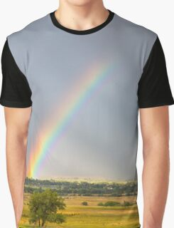 Country Rainbow Optics Graphic T-Shirt