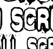 Down By Law Ice Scream Quote Jim Jarmusch Sticker
