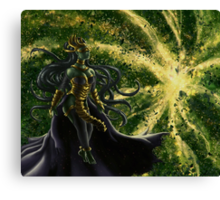 Gorgon Nova Canvas Print