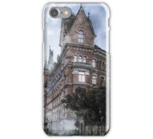 Stockholm Architecture iPhone Case/Skin