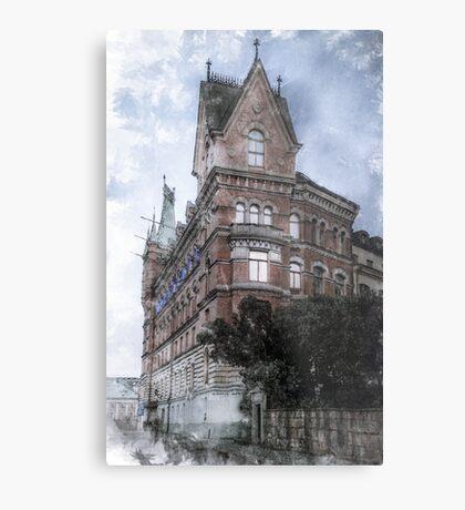 Stockholm Architecture Metal Print